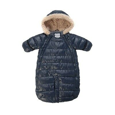 7AM Enfant Doudoune Midnight Blue M 3-6M
