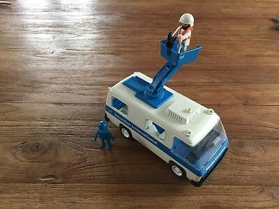 Playmobil TV Set Aus den 80-igern
