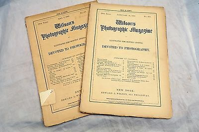 Wilson's Photographic Magazine