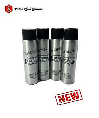 SVT - Maximum Impact Head Cleaning Solvent 4 PACK (FREE SHIPPING)