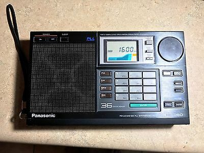 Panasonic FM-LW-MW-SW Portable Digital Receiver RF-B60, Good Condition.