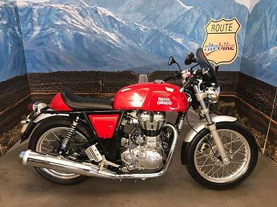 Royal Enfield  Continental Gt 535 Efi 535 One Owner Low Miles 2015 15