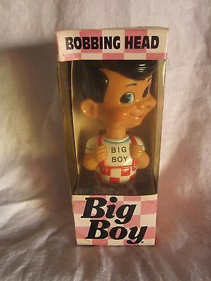 Big Boy Bobbing Head in new in original, weathered box (SM)
