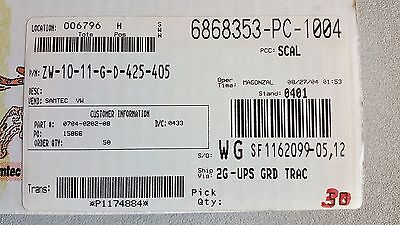 SAMTEC  ZW-10-11-G-D-425-405 ( Lots of 30 )