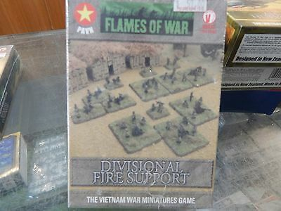 15mm Flames Of War Vietnam PAVN DIVISIONAL FIRE SUPPORT