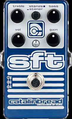 New Catalinbread SFT Overdrive / distortion. Ampeg voiced guitar effect