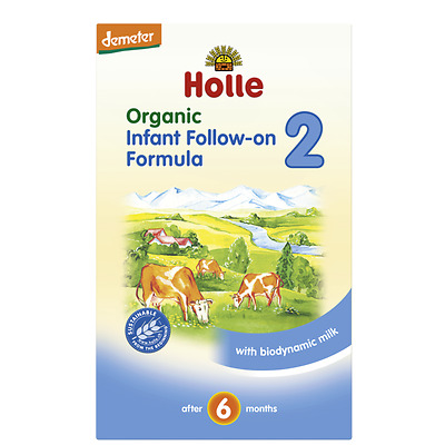 Holle Organic Baby Formula Stage 2 - 600 grams - From 6 months