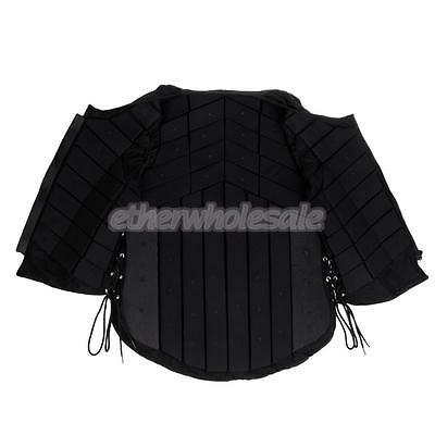 Pro Horse Riding Safety Equestrian Body Protection Vest Waistcoat for Adult Kids