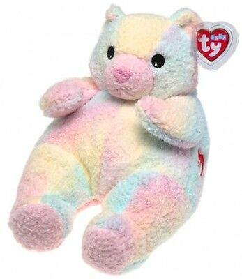 Ty Bearbaby Pastel-colored Pillow Pal