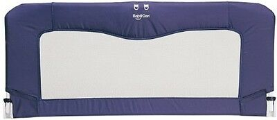Baby Dan 105656402 Fixed Bed Guard 980mm - Bed Guards (Fixed Bed Guard, Blue,