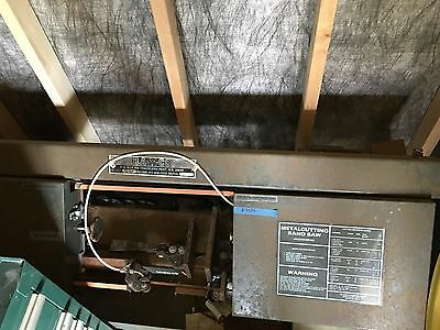 Band Saw Ramco. 13 wide by 8.5 high,  never used