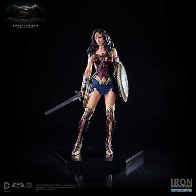 Wonder Woman Dawn of Justice 1/10 Statue - IRON STUDIOS