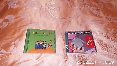 2pcs of  Depeche Mode Kids CDs