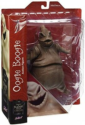 Nightmare Before Christmas Oogie Boogie Select Action Figure