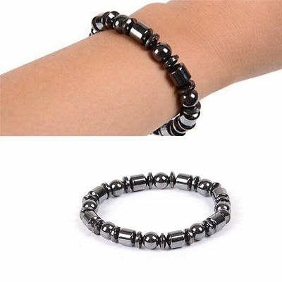 316L Titanium Steel Magnetic Therapy Energy Bracelet Men Health Care Gift New