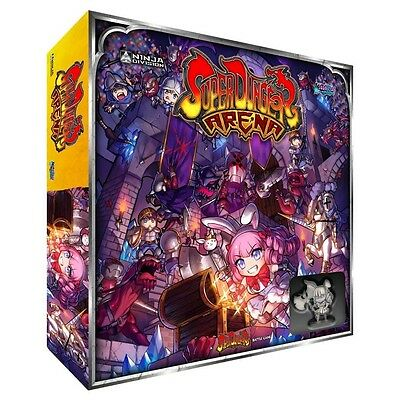 Super Dungeon - Arena - Board Game Expansion
