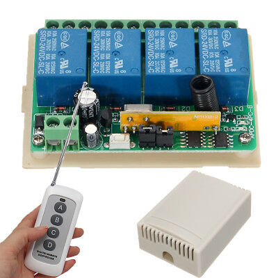 Controller DC 12V/24V 10A Remote Control Motor Switch For DC Linear Actuator