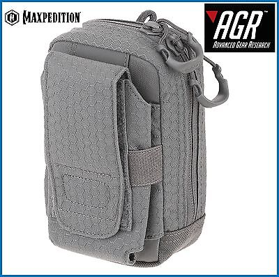 Maxpedition Advanced Gear Research PUP Phone Utility Pouch Gray PUPGRY