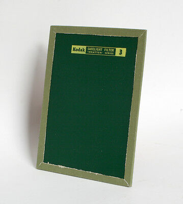 Kodak 5x7 Safelight Filter Dark Green