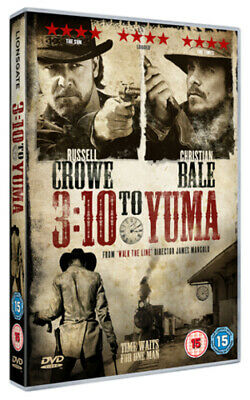 3:10 to Yuma DVD (2008) Russell Crowe