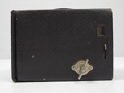 Vintage Antique Kodak Box Camera Lot of 2 Brownie No 2 Model D Made in USA #1691