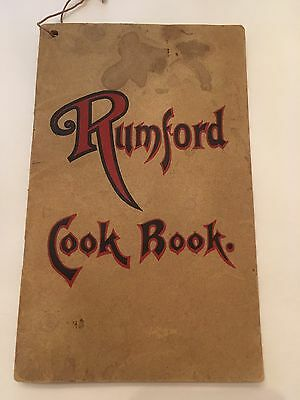 Rumford Cook Book