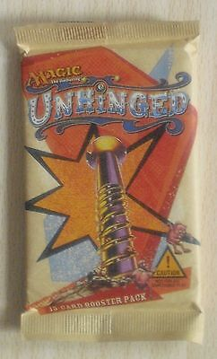 Magic the Gathering - Unhinged - Booster (Neu & OVP) Englisch