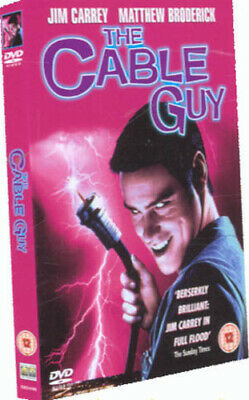 The Cable Guy DVD (2005) Jim Carrey, Stiller (DIR) cert 12 Fast and FREE P & P