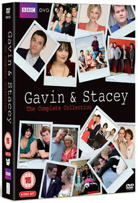 Gavin & Stacey: The Complete Collection DVD (2009) Joanna Page
