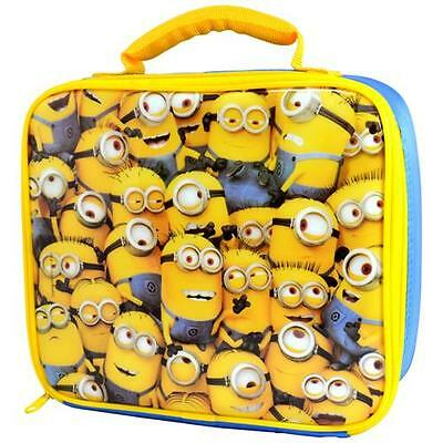 Despicable Me - Multi Minion Fully Insulated Lunch / Cool Bag - New & Official