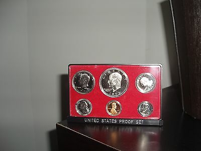 United States Of America Proof Coin Set 1973 - Excellent Condition
