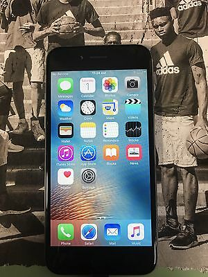 Apple iPhone 6 - 16GB - Space Gray (Sprint) Smartphone With Mophie Charging Case