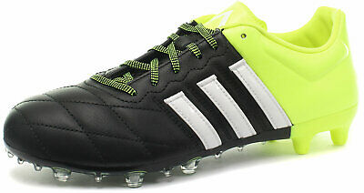 adidas Ace 15.2 FG/AG Leather Mens Football Boots / Soccer Cleats ALL SIZES