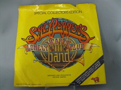 Dr Pepper; Sgt. Pepper Lonely Hearts Club Band.  1978