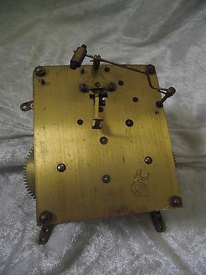 PERIVALE VINTAGE CLOCK MOVEMENT for spares and repairs