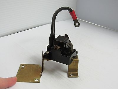 Klixon Supplementary Thermal Overload Relay 8347A-5-79 8347A579 - Used