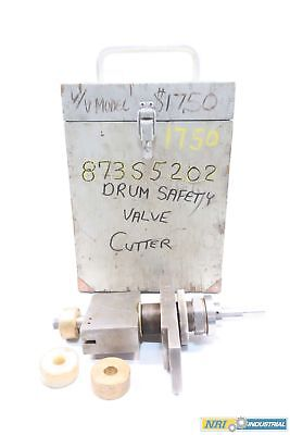 1750 Drum Safety Valve Cutter Assembly