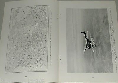 1929 magazine article Northern Canadian Aviation, flyers history pilots planes
