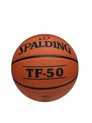 New Spalding TF50 Outdoor Basketball Size 7