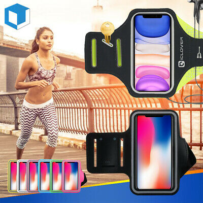 iPhone 8 7 6S 6 Plus Armband Case Sports Gyming Running Exercise Arm Band Holder