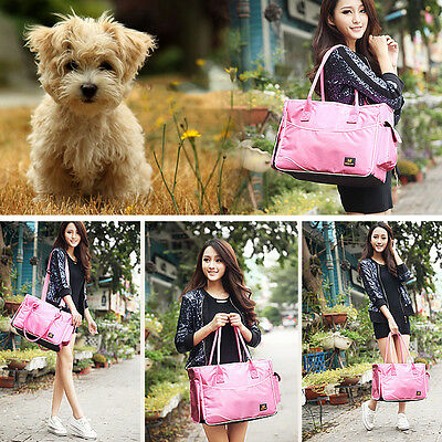 Per carrier Portable Stylish Multi-color Foldable for Outings dog cat handbag