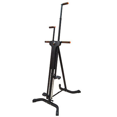 UK Exercise Climber Machine Stepper Cardio Home Fitness Workout Climbing System