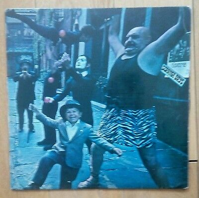 The Doors - Strange Days LP UK mono 1st Press EKL4014 A1 B1 Rare