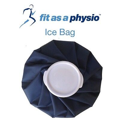 Re-useable Ice Bag | Screw Lid | Ice Pack First Aid | Blue | 8 Inches