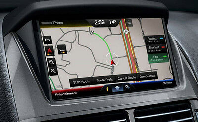 Ford Falcon Fgx Sync 2 Navigation