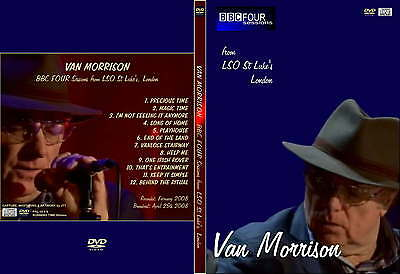 Van Morrison. 2008. Bbc Four Sessions. St. Luke´s Church. Pro - Shot. Dvd.