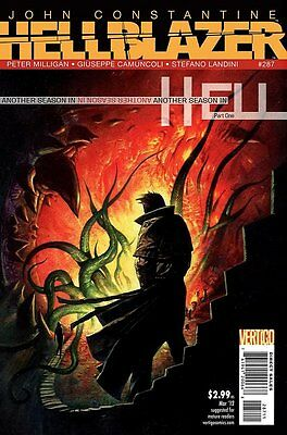 Hellblazer (Vol 1) # 287 Near Mint (NM) DC-Vertigo MODERN AGE COMICS