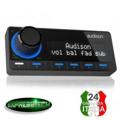 AUDISON DRC MP Controllo remoto Thesis e Bit One
