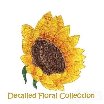 Detailed Floral Collection - Machine Embroidery Designs On Cd