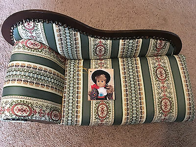 """New!! Collector Lane Our Generation American Girl 18""""  Doll Chaise Lounge Couch"""